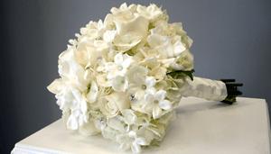 ramos de novia, flores de temporada, gardenias, enabodate, wedding planner