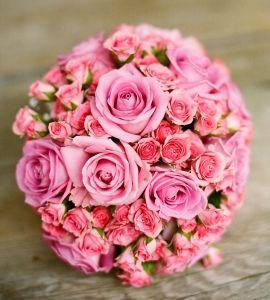 ramos de novias, rosas rosas, flores de temporada, enabodate, wedding planner