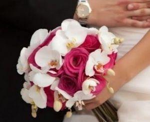 ramos de novia, orquideas, flores de temporada, enabodate, wedding planner
